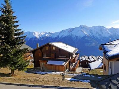 Bettmeralp, Valais, Suisse
