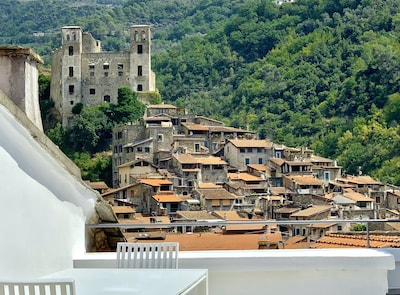 Castle of Dolceacqua, Dolceacqua, Liguria, Italy