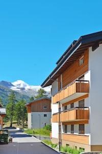 Télécabine Felskinn, Saas-Fee, Valais, Suisse