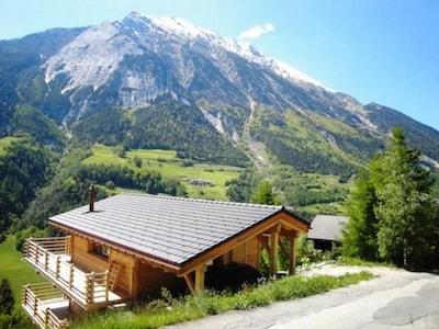 Le Trétien, Salvan, Valais, Switzerland