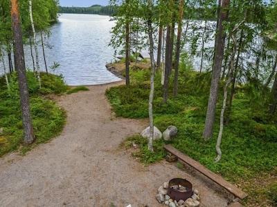 Himos Golf, Jamsa, Mittelfinnland, Finnland