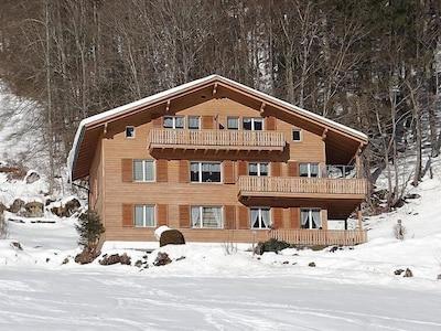 Luftseilbahn Dallenwil-Wiesenberg, Dallenwil, Kanton Nidwalden, Schweiz