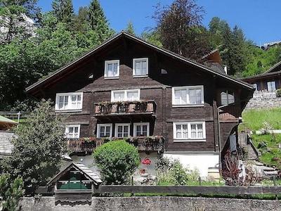 Engelberg, Canton d'Obwald, Suisse