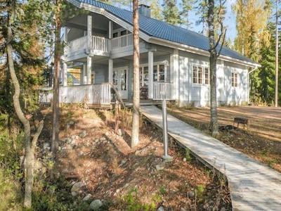 Kolmen Ristin Kirkko, Imatra, South Karelia, Finland