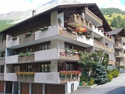 Täsch, Valais, Suisse