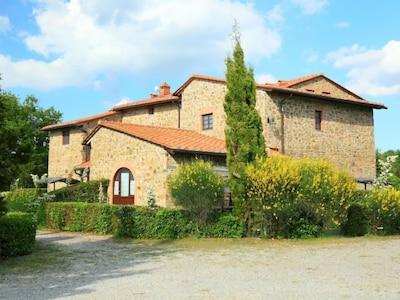 Sienne (province), Toscane, Italie