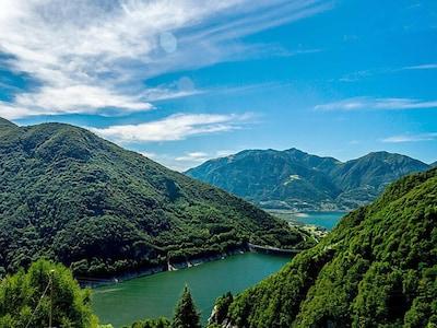 Val Verzasca, Canton du Tessin, Suisse