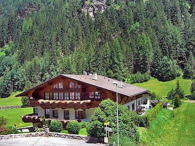 Sankt Leonhard im Pitztal, Tyrol, Autriche
