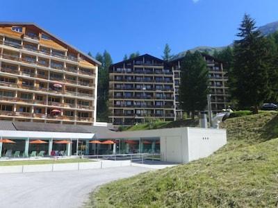 Ayer, Anniviers, Wallis, Zwitserland