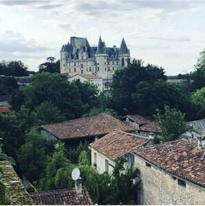 Rochefoucauld - Porte du Périgord, Charente, France