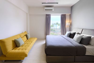 King Size Bed and Sofa Bed