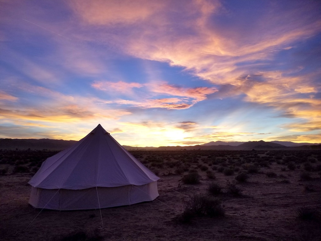 Joshua Tree Glamping Yurt Dirtbag Z Camping In Style Joshua Tree Building a yurt building a house joshua tree airbnb tent platform great buildings and structures modern buildings yurt home octagon house yurt living. joshua tree glamping yurt dirtbag z camping in style joshua tree