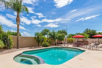 Augusta Ranch, Mesa, Arizona, États-Unis d'Amérique