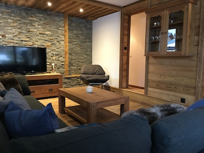 Chalet 90 m2 - 3 chambres - 3 SDB - Terrasse