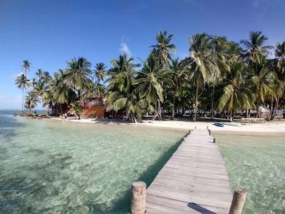 Archipel de San Blas, Province de Guna Yala, Panama