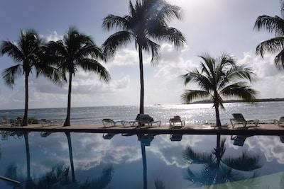 Main pool and Ocean