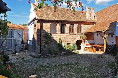 CASA NICU • Bauernhaus Rumänien am Fuße der Karpaten bei Sibiu,  Transsilvanien