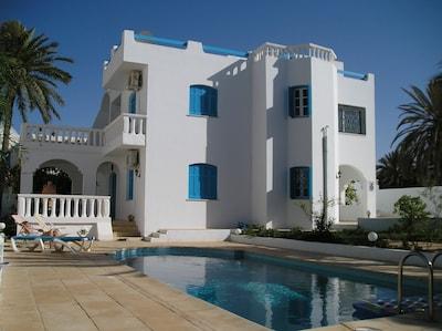 Gouvernorat de Médenine, Tunisie