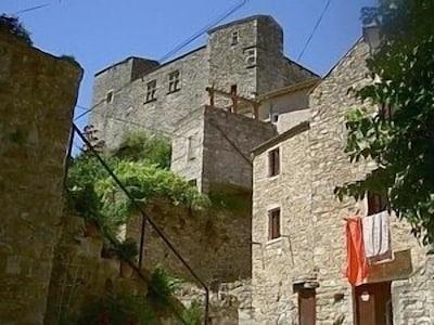 The Chateau de Boussagues