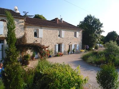 Confluent et des Coteaux de Prayssas, Lot-et-Garonne, France