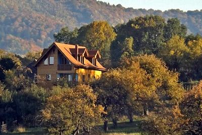 Casa Zollo II •  Karpaten-Ferienwohnung bei Sibiu in Transsilvanien Rumänien
