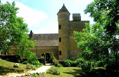 Saint-André-d'Allas, Dordogne, France