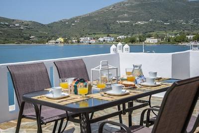 Saint Peter's Beach, Andros, South Aegean, Greece
