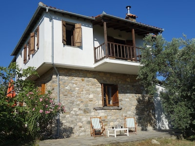 Xinóvrisi, South Pelion, Thessaly, Greece