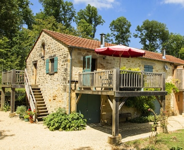 Saint-Cybranet, Dordogne, France
