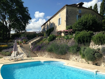 Monmarvès, Dordogne, Frankreich