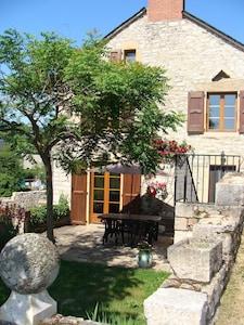Montrozier, Aveyron, France