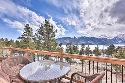 Twin Lakes Vacation Rental | 3BR | 3BA | 1,700 Sq Ft | 2-Story Cabin