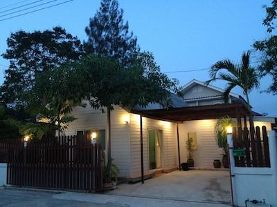 House on Haad Chao Samran (Pak-Bon)