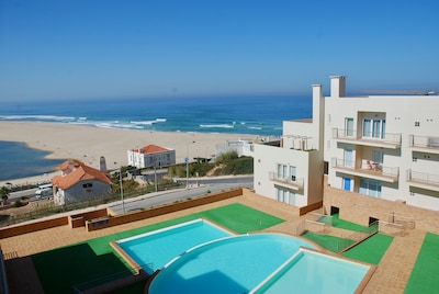 Oyster - Fabelhafte Penthouse-Wohnung mit Pool und Meerblick