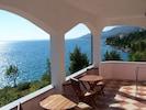 "Riesiger Balkon mit traumhaftem Ausblick ""direkt am Wasser"""
