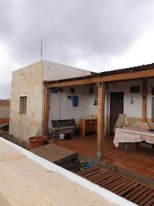 Casa Rural Aislada en Fuerteventura