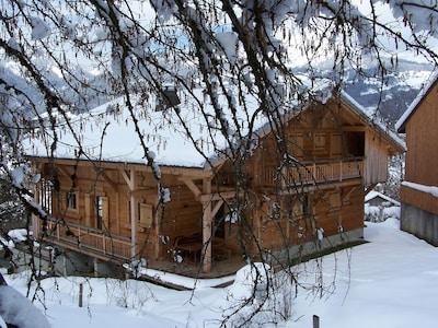 Vercland, Samoëns, Haute-Savoie (Département), Frankreich