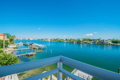 Bay Front Suite- View of Boca Ciega Bay