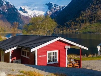 Raudmelen, Balestrand, Vestland, Norway