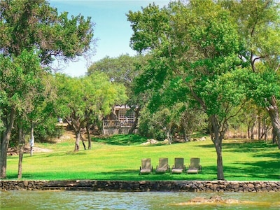 Delaware Springs Golf Course, Burnet, Texas, United States of America