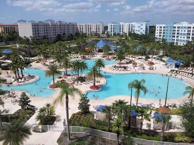 Fountains, Orlando, Florida, United States of America