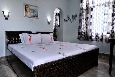 Room #1 (Lower floor)
