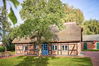 Exklusives Reetdachhaus - Bodden, Ostsee, Wellness, WLAN