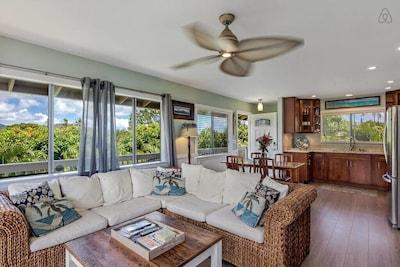 Enchanted Lake, Kailua, Hawaï, États-Unis d'Amérique