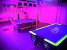 Game room!!! (Garage)