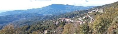 Valle dell'Angelo, Kampanien, Italien