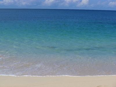 Elliz pool aka Morne Rouge Beach