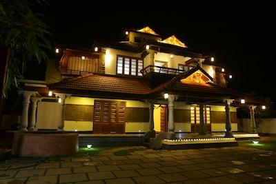 Ramakrishna Ashram, Alwaye, Kerala, India