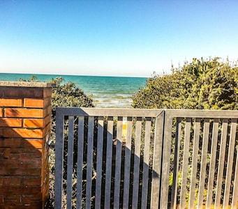 Giannella Beach, Italy