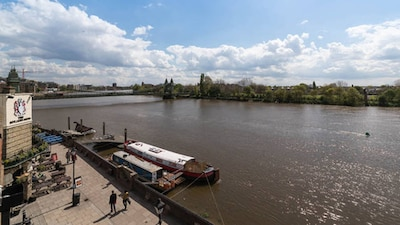 River View, London Zone 2 Hammersmith, 2 Camera / 2 Bagno